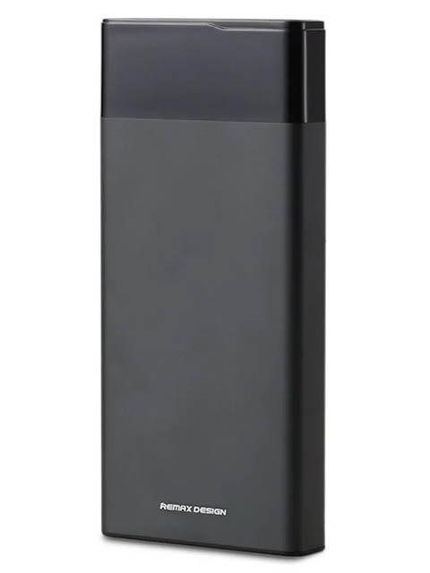 Внешний аккумулятор Remax Power Bank Renor RPP-131 20000mah Grey power bank 10000 mah remax rpp 18 white