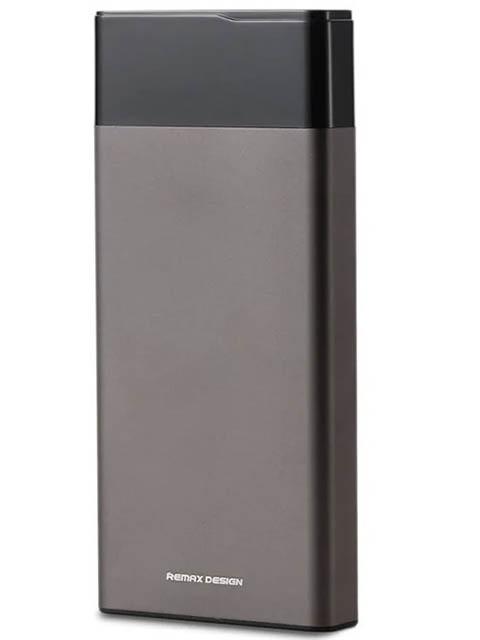 Внешний аккумулятор Remax Power Bank Renor RPP-131 20000mah Black