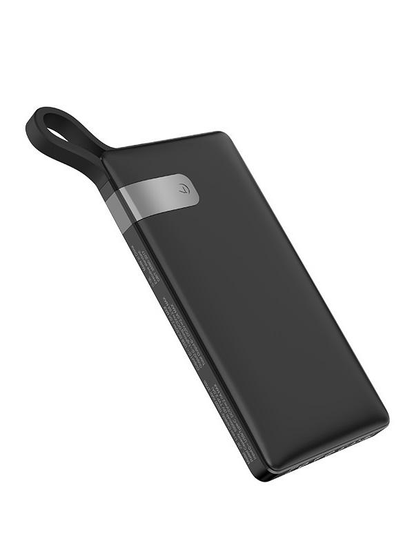 Внешний аккумулятор Hoco J36 Ample Energy 10000mAh Black