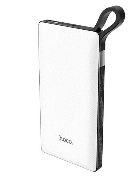 Внешний аккумулятор Hoco J36 Ample Energy 10000mAh White
