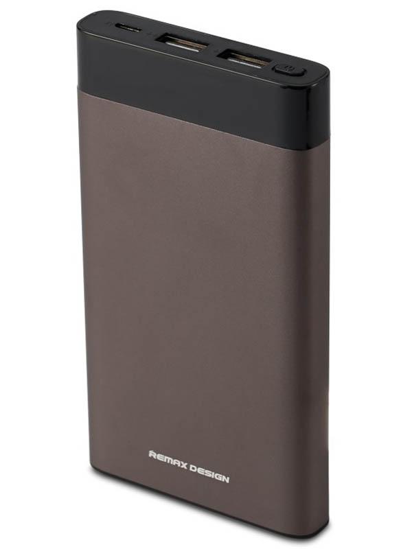 Внешний аккумулятор Remax Power Bank Renor RPP-120 10000mAh Black