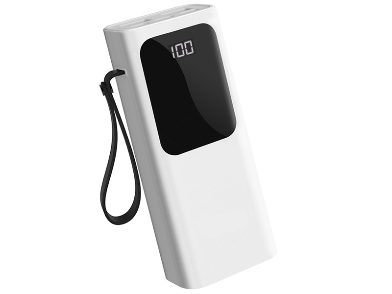 Аккумулятор Hoco J41 Treasure 10000mAh White