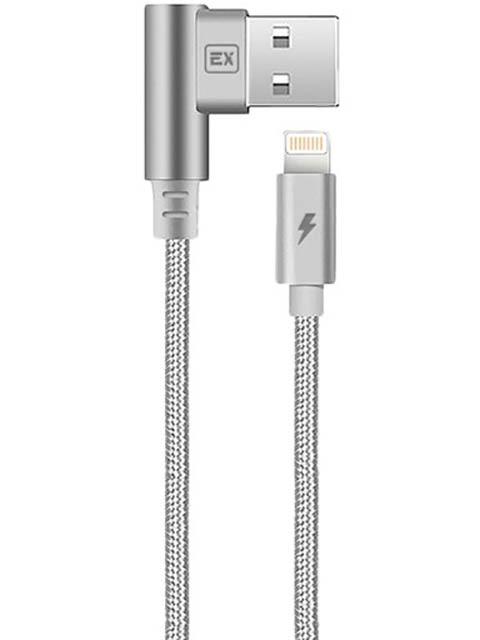 Аксессуар Exployd USB - 8 Pin Classic 1m Grey EX-K-513