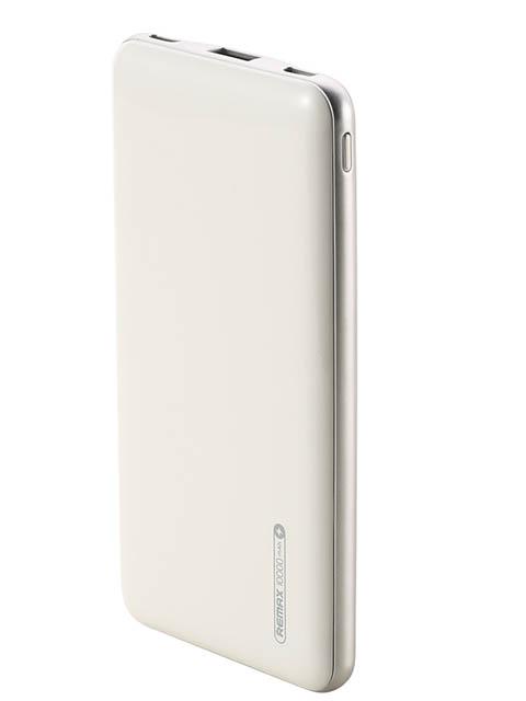 Внешний аккумулятор Remax Power Bank Regor RPP-12210000mAh White power bank 10000 mah remax rpp 18 white