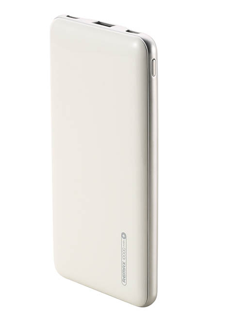 Внешний аккумулятор Remax Power Bank Regor RPP-12210000mAh White