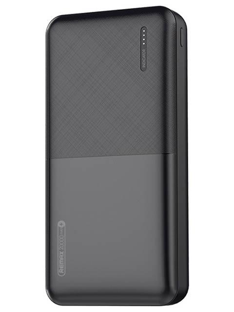 Внешний аккумулятор Remax Power Bank Linon 2RPP-13620000mAh Black