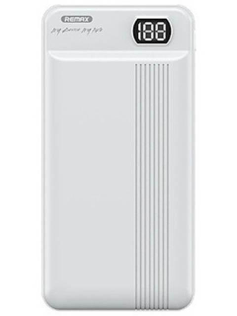 Аккумулятор Remax RPP-106 20000mAh White