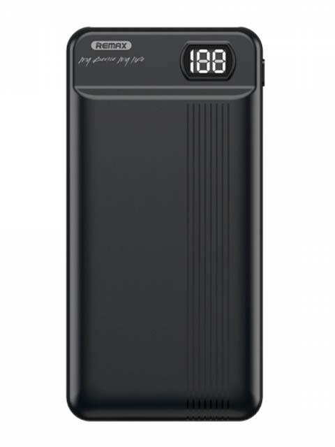 Внешний аккумулятор Remax Power Bank RPP-106 20000mAh Black