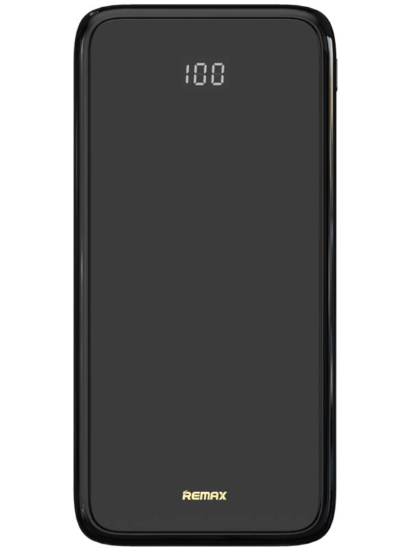 Внешний аккумулятор Remax Power Bank Mirror RPP-133 10000mAh Black