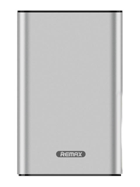 Внешний аккумулятор Remax Power Bank Kinkon RPP-135 10000mAh Silver