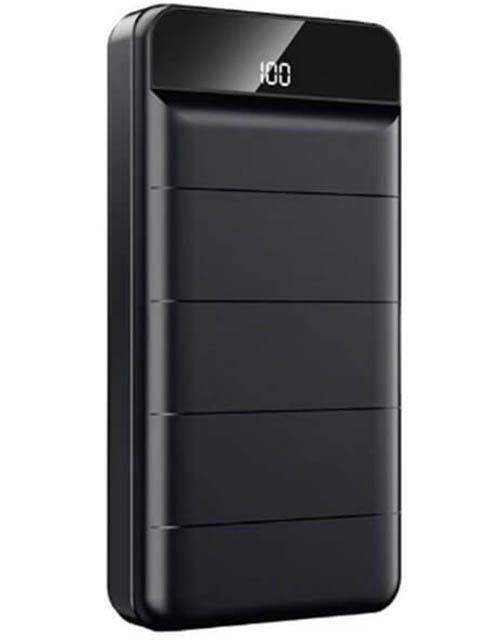 Внешний аккумулятор Remax Power Bank Leader RPP-141 30000mAh Black аккумулятор remax power bank proda ppl 14 30000mah carbon black 63677