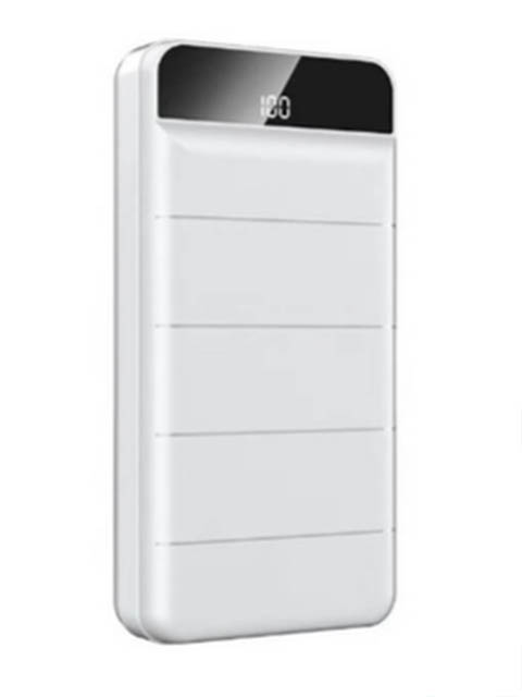 Внешний аккумулятор Remax Power Bank Leader RPP-140 20000mAh White