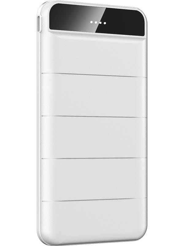 Внешний аккумулятор Remax Power Bank Leader RPP-139 10000mAh White power bank 10000 mah remax rpp 18 white