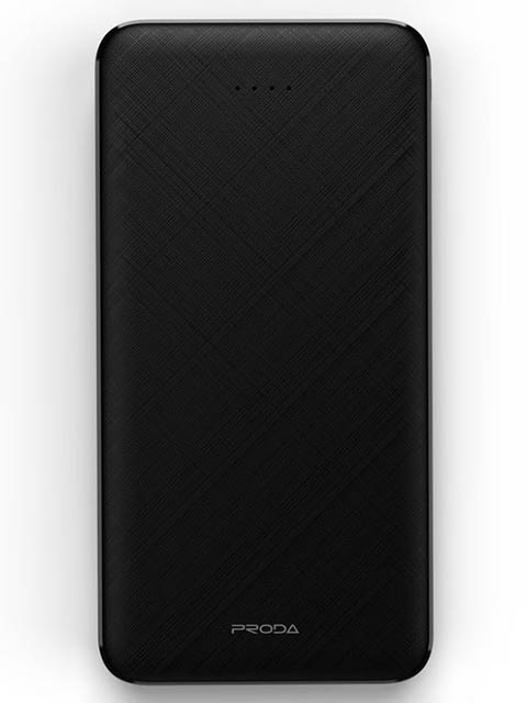 Внешний аккумулятор Remax Power Bank Proda Hujon 10000mAh Black PD-P39