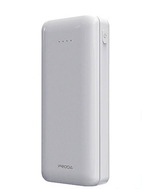 Внешний аккумулятор Remax Power Bank Proda PD-P34 10000mAh White