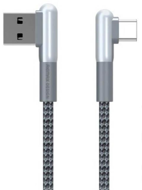 Аксессуар Remax Gaming RC-155a USB - USB Type-C 1m Grey аксессуар remax usb microusb 1m gold 14426