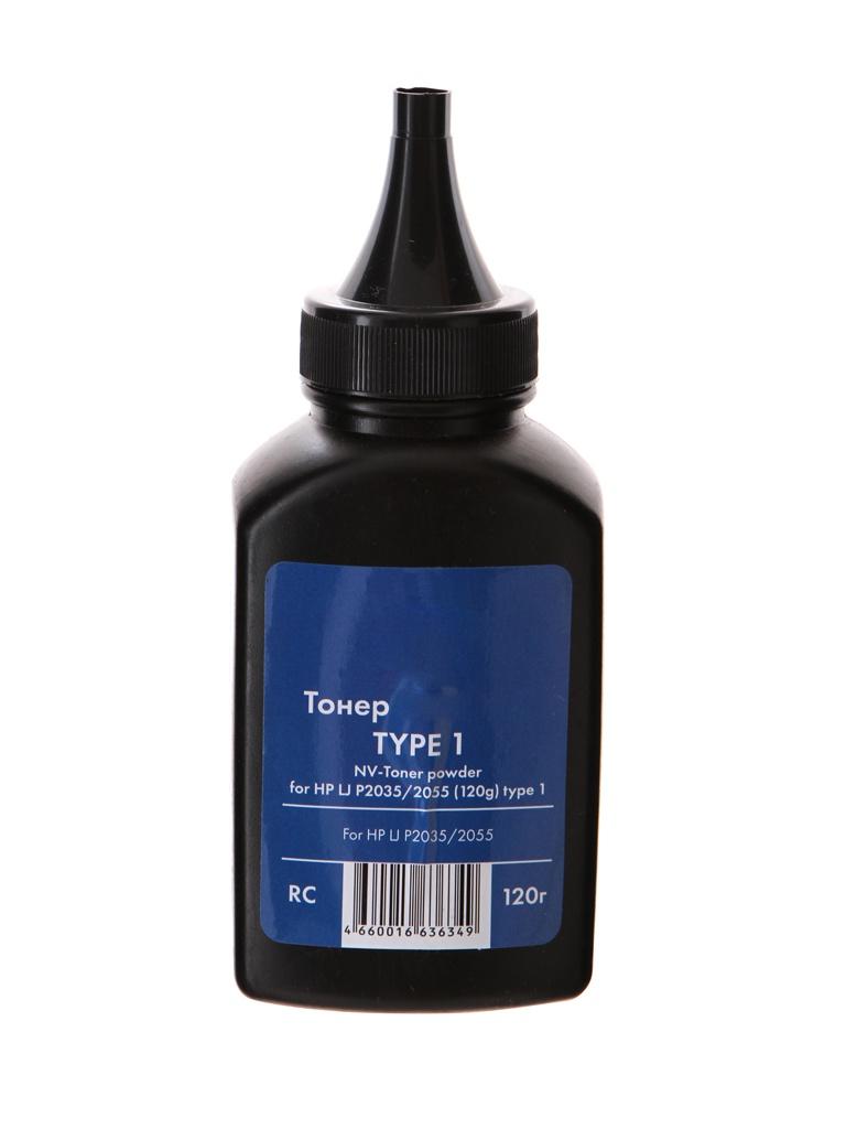 Тонер NV Print NV-HP LJ P2035/2055 120г Type 1 для LaserJet