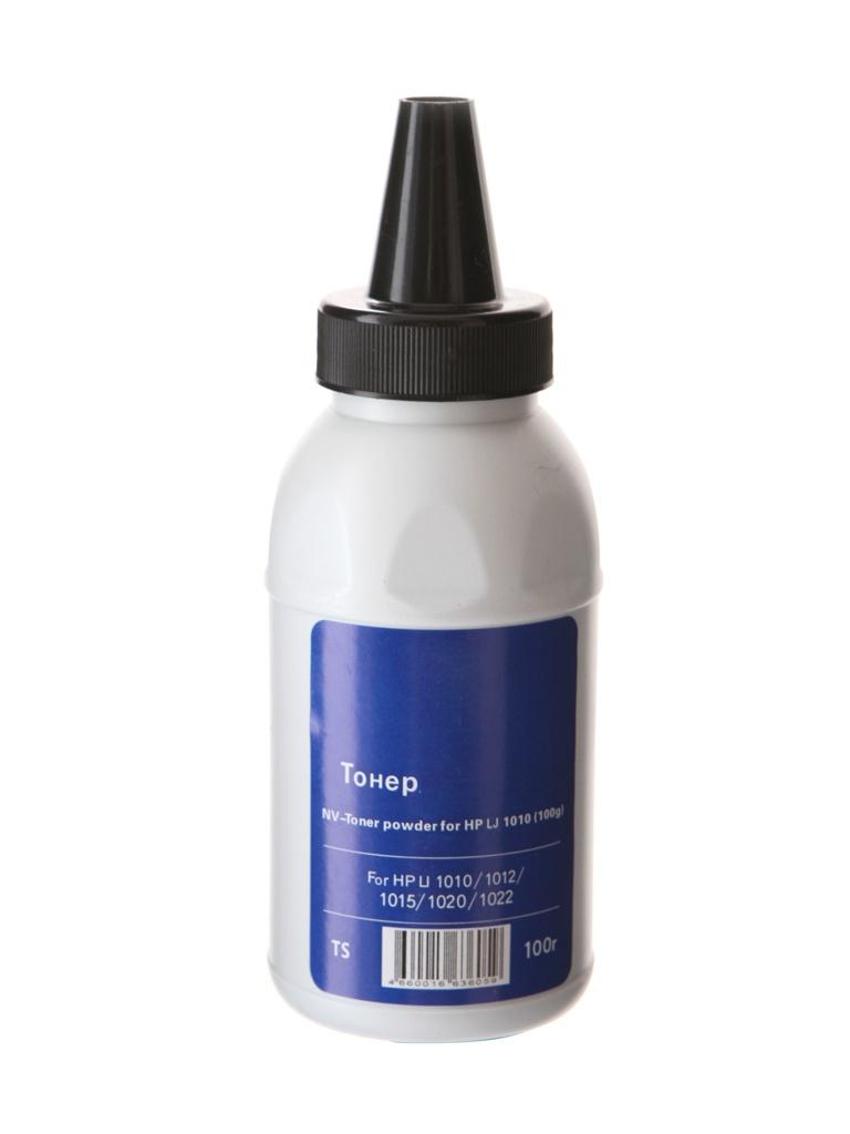Тонер NV Print NV-HP LJ 1010 100г для LaserJet 1010/1012/1015/1020/1022