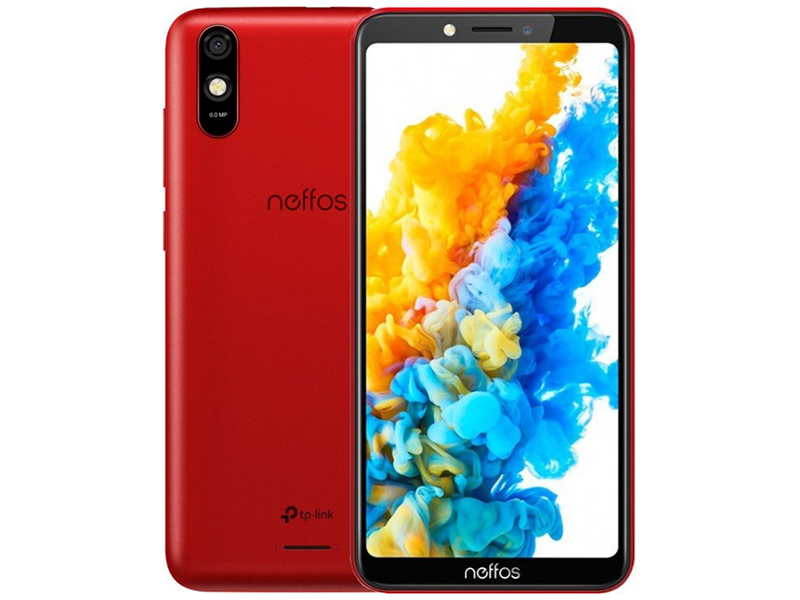 Сотовый телефон Neffos C7S Red TP7051A84RU