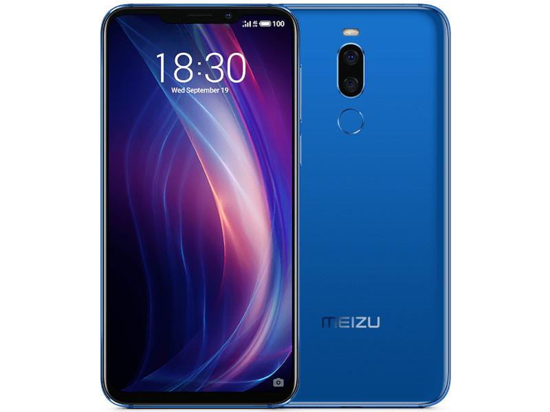 Сотовый телефон Meizu X8 4/64GB Blue