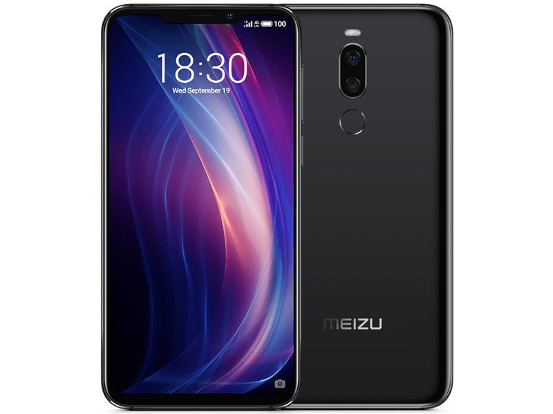 Сотовый телефон Meizu X8 4/64GB Black