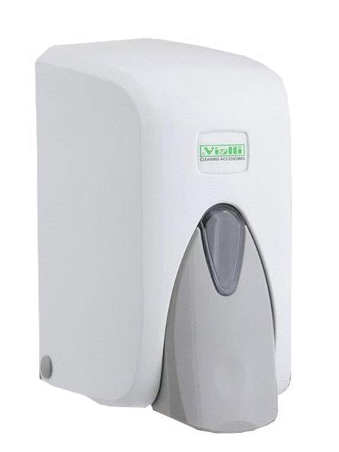 Дозатор Vialli S5 для жидкого мыла с контейнером 500ml