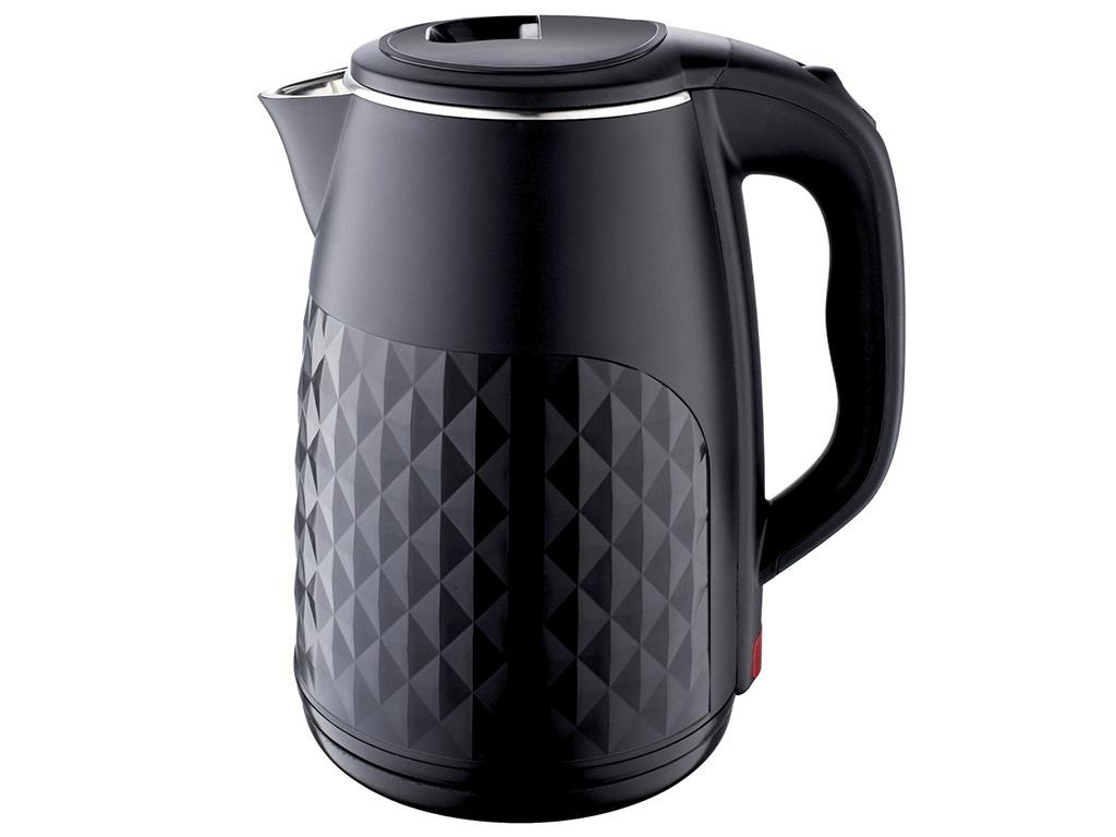 Чайник Добрыня DO-1237B Black цена и фото