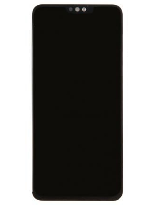Дисплей RocknParts для Honor 8X в сборе с тачскрином Black 676862