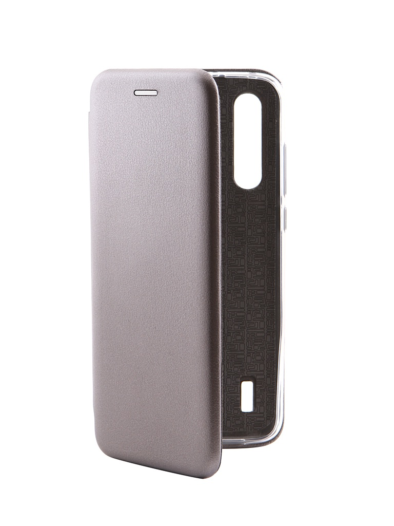 Аксессуар Чехол Zibelino для Xiaomi Mi9 Lite/Mi A3 Lite/CC9 2019 Book Grey ZB-XIA-RDM-CC9-GRY