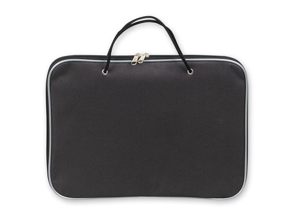 Папка Attache A4 Black 50485