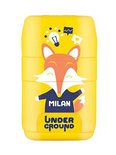 Ластик -точилка Milan Compact Underground4706116UN