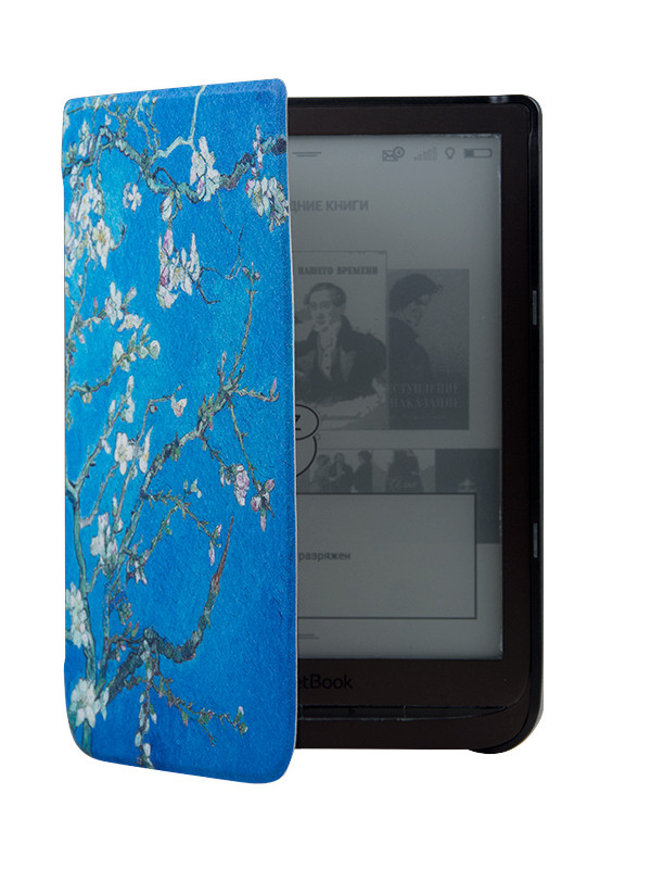 Аксессуар Чехол BookCase для PocketBook 740 Sakura BC-740-SAK