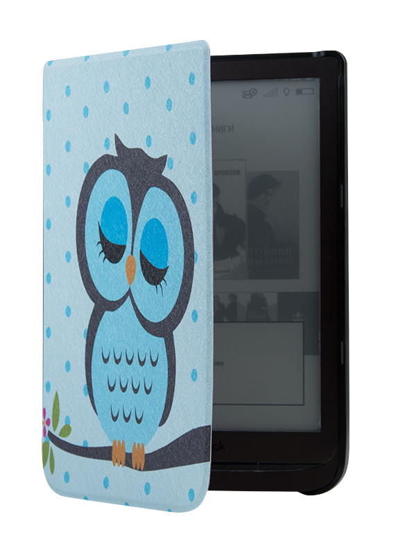 Аксессуар Чехол BookCase для PocketBook 740 Owl BC-740-OWL