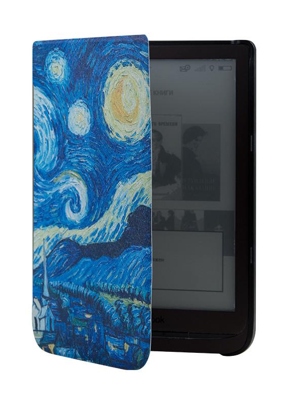 Аксессуар Чехол BookCase для PocketBook 740 Starry Sky BC-740-SKY стоимость