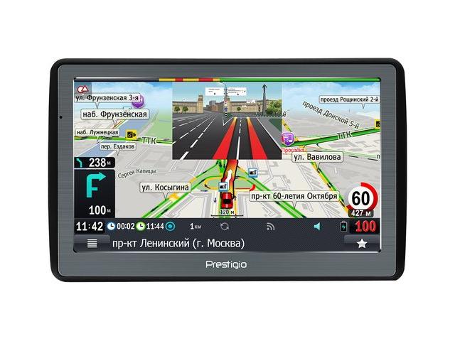 Навигатор Prestigio Geovision 7060 Progorod PGPS7060