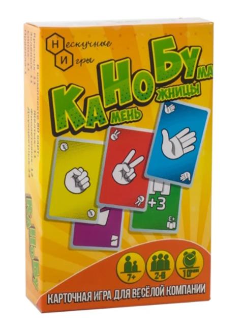 Настольная игра Bamby Toys Канобу НИ30