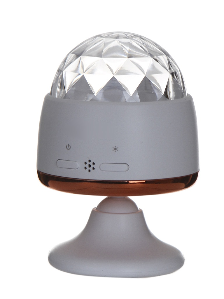 Светильник Baseus Car Crystal Magic Ball Light White ACMQD-02