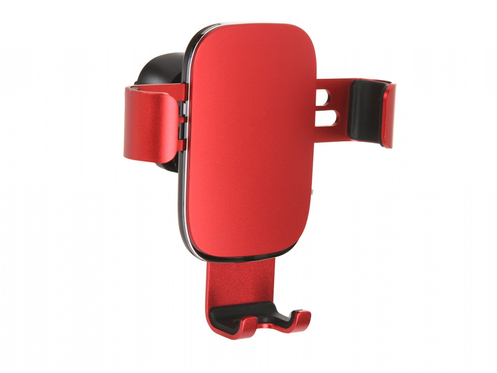 Держатель Baseus Metal Age Gravity Car Mount Air Outlet Version Red SUYL-D09
