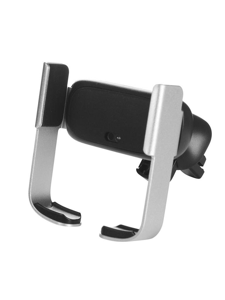 лучшая цена Держатель Baseus Mini Electric Car Holder Silver SUHW01-0S