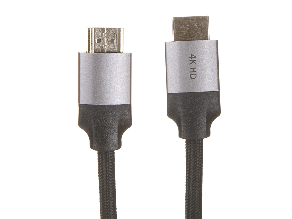 Аксессуар Baseus Enjoyment Series HDMI Male To Adapter Cable 50cm Dark Grey CAKSX-A0G