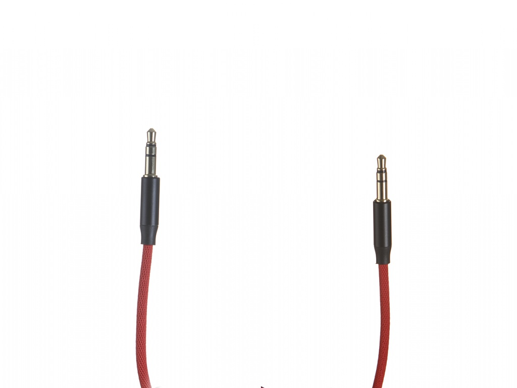 Аксессуар Baseus Yiven Audio Cable M30 Jack 3.5mm - 1m Silver-Black CAM30-BS1
