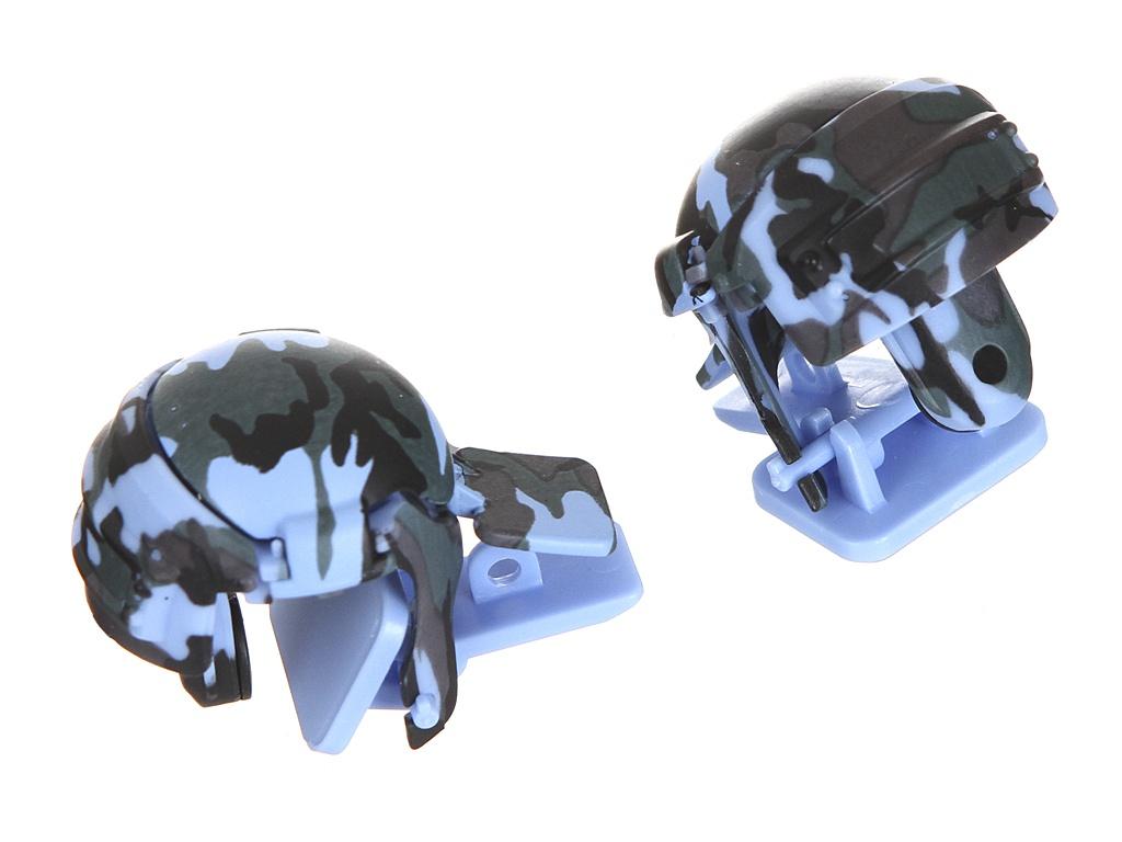 Джойстик Baseus Level 3 Helmet PUBG Gadget GA03 Camouflage Blue GMGA03-A03
