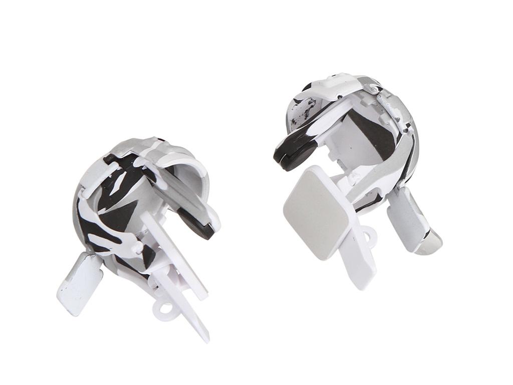 Джойстик Baseus Level 3 Helmet PUBG Gadget GA03 Camouflage White GMGA03-A02