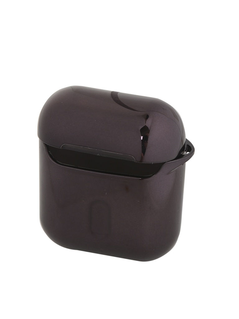 Чехол Baseus Shining Hook Case for Airpods 1/2 Generation Black ARAPPOD-A01