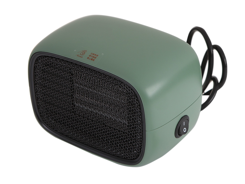 Обогреватель Baseus Warm Little White Fan Heater Green ACNXB-A06