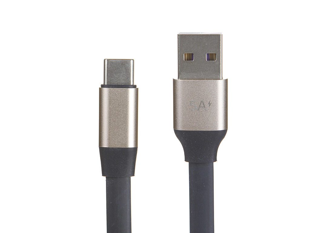 Аксессуар Baseus Simple HW Quick Charge Charging Data Cable USB - Type-C 40W 23cm Gold-Blue CATMBJ-BV3