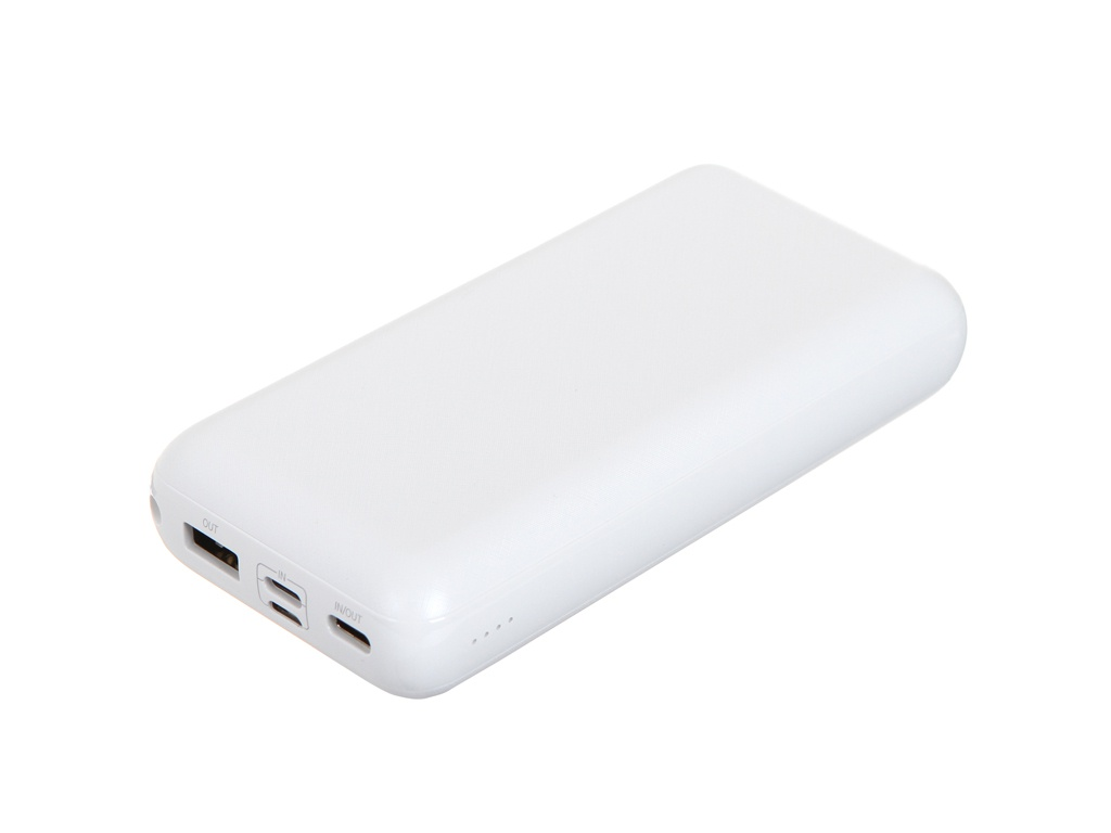 Внешний аккумулятор Baseus Mini Q PD Quick Charger 20000 mAh White