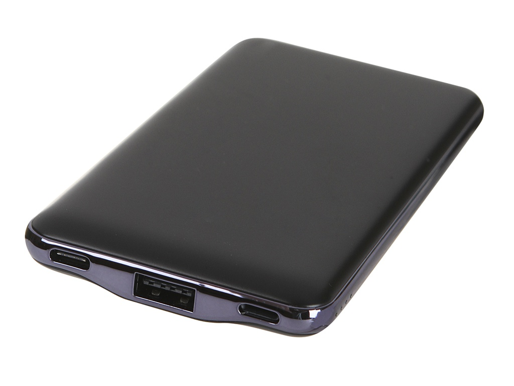 Внешний аккумулятор Baseus Power Bank Simbo 10000mAh Black PPALL-QB01