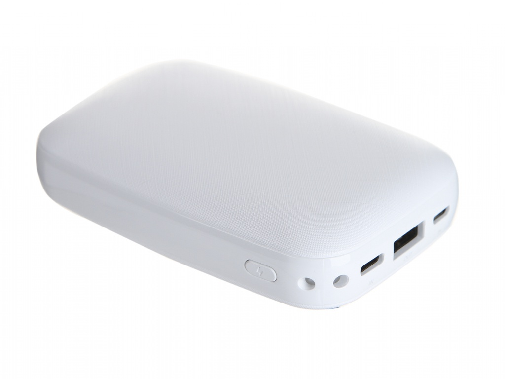Внешний аккумулятор Baseus Power Bank Mini Q 10000mAh White PPALL-BXQ02