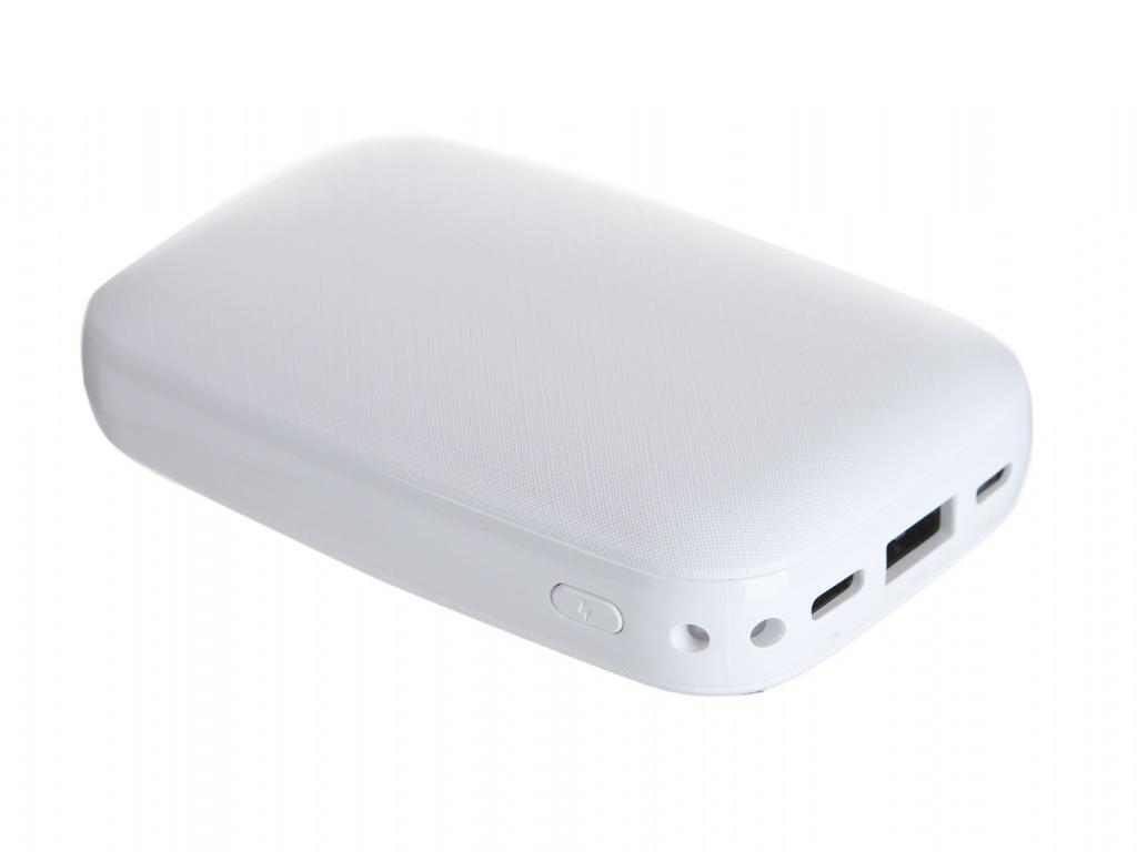 Внешний аккумулятор Baseus Power Bank Mini Q 10000mAh White PPALL-BXQ02